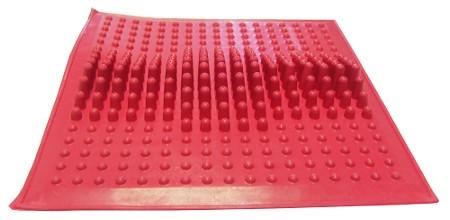 Как сделать резиновый коврик